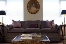 Living Room Repainted