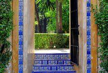 Alcazar Palace, Seville, Spain