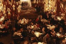 Buddha Bar Restaurant in Paris / One of my dream places to visit