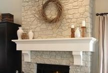 fire place remodel