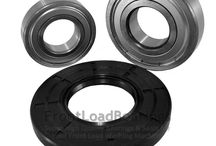 CROSLEY / Crosley Washer Tub Bearings and Seal Kits High quality, high speed bearings & seal kits The kit includes 1 front bearing, 1 rear bearing, 1 front seal.