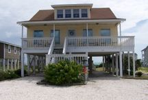 We Love Our Beach House at Holden Beach, NC / 124 BRUNSWICK AVE. EAST HOLDEN BEACH, NC / by Smart Momma