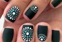 natty nail art