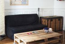 Construction de meubles