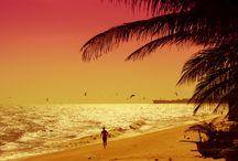 Beautiful Beaches / A collection of beautiful beaches around the world #travel #beachbreak #wanderlust #liveyourlife