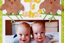 Twins / Scrapbook