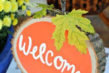 ✪ DIY Fall Decor :: Outdoor / Everything related to DIY outdoor decor for Fall. DIY wreaths, porch decorations, backyard projects and so on.