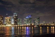 City of Miami Lights