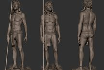 3D modeling reference