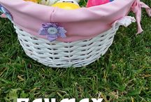 Easter Bunny is Coming / Easter baskets, chocolates, cakes, crafts, design ideas for the whole family.