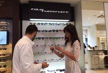 Ritiro occhiali Italia Independent Invisible Store 150 Anni