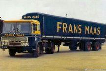 FRANS MAAS Trucks