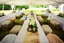 Catering - Rustic/Farm Wedding