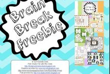 FREEBIES! / FREE activities and lessons