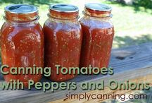 Canning! / by Megan Fister