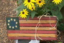 Country items to make / by Patricia Steigerwald Faust