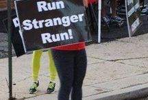 Inspiration. / What inspires me as a runner / by Skirting the Run: A Runner's Boutique