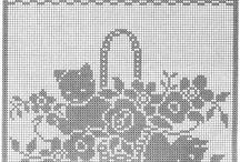 Virkade gardiner