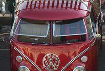 VW Bus  / Un mito Tedesco / by Filippo Mura