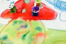 Kids art / Kid's art works