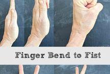 hand oefeninge