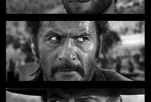 Sergio Leone scenes / Photos from Sergio Leone's movies