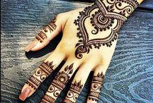 Henna desings