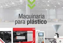 Maquinaria para plástico