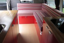 Retirement Camper Van Living / by Molly Forchette