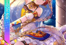 Cosplay // Love Live plans