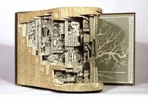 book art / by Mary Anne Wilkins
