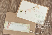 Label Love / A little label goes a long way in making a message memorable...