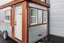 Micro Tiny Homes / by Rare Earth Hardwoods