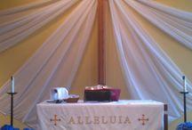 Ornamentação de altar