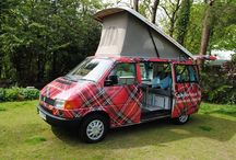 Cmapervan Hire in Scotland