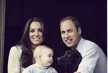 Royal families / by Ann