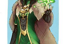 Loki / I, Loki, prince of Asgard, rightful king of Jotunheim, God of mischief, Odinson.