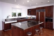 Contemporary Kitchens by Strobel Design Build