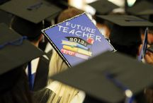 Graduation is just around the corner / by Shelby Mcwhirter