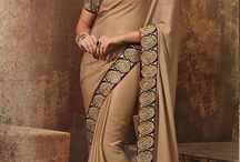 Beauty Of Sarees / Sarees known for its elegance and beauty make you look sensual and stunning, we here provide you the trendy sarees.