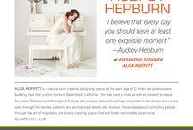 Alisa Moffett Interiors - Reborn - Audrey Hepburn