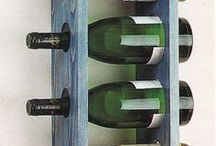 Estantes de vino