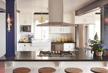 Kitchen 2015 / Paring down for redesign / by Rebecca Melander
