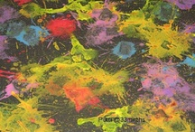 Exploring Messy Art / by Jacqueline Schilling