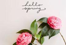 Season: Spring - Frühling / Frühlingsgefühle - spring feelings