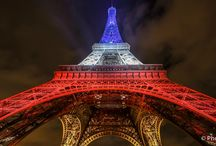 Tour Eiffel / Sous tous les angles...