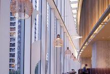 Interiors + structure