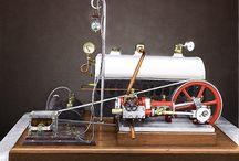 Jensen Steam Engines