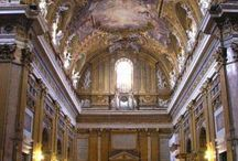 baroque / architectural buildings in the Baroque style