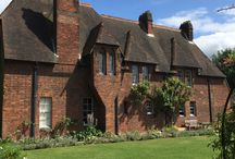 William Morris's Red House,Kent, England / Built by William Morris and Philip Webb in the Arts and Crafts Style